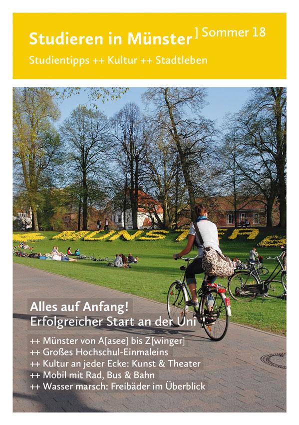 Titel von Studieren in Münster Sommer 18
